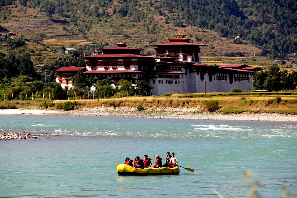 Punakha – The Ancient Capital of Bhutan