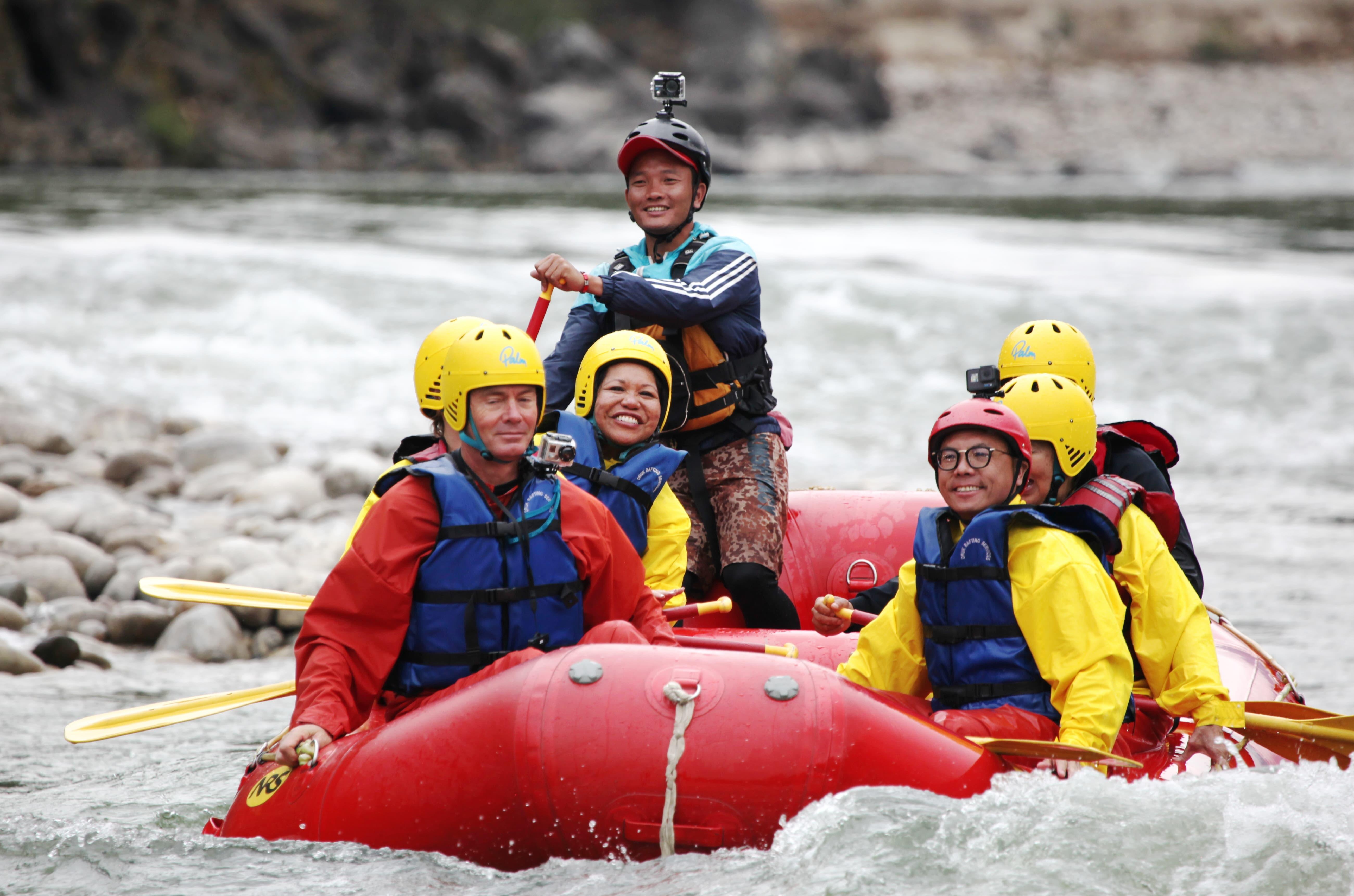 Druk Rafting Service, Punakha